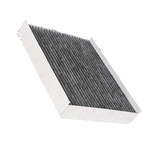 Cabin air filter for Expedition,F150,F250 SUPER DUTY,F350 SUPER DUTY,F450 SUPER DUTY,F550 SUPER DUTY,Replace CF12150,FL3Z-19N619-A (Carbon,1 Pack)
