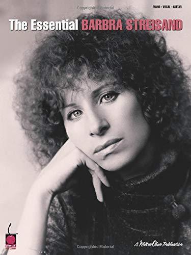 The Essential Barbra Streisand: Piano, Vocal, Guitar