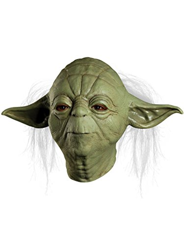 Rubies Masque Yoda - Star Wars - Taille Unique