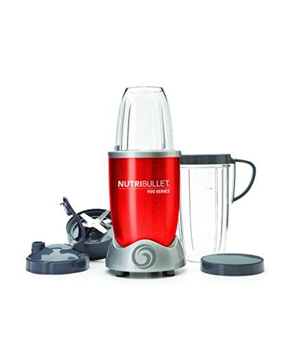 NutriBullet 900W-Extractor de zumo - [importado, instrucciones no en español]