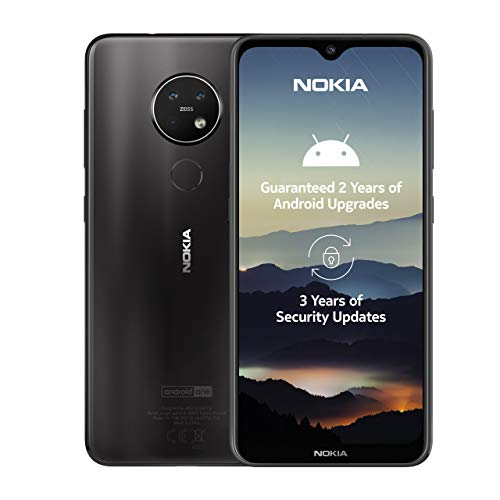 NOKIA 7.2 64GB DS Charcoal