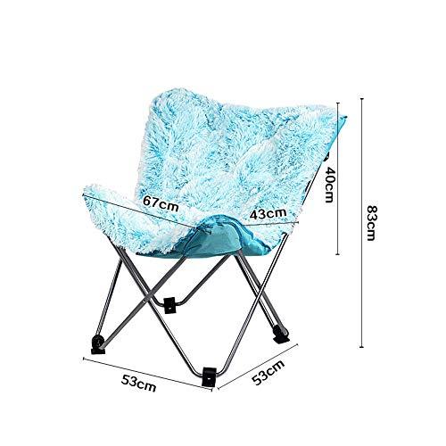 Table Pliante et Chaise Simple Casual Paresseux canapé Chaise Chaise arrière Chaise inclinable Chaise Lune