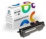 NPC PRINT Tóner equivalente a Kyocera TK-1160 compatible con Kyocera Ecosys P2040dn P2040DW P2050DN   7.200 páginas   Negro Cartucho de tóner