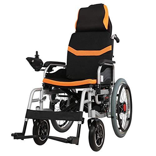 Aajolg elektrische rolstoel, senioren, scooter, intelligente rolstoel, medische rolstoel, elektrisch, gevarieerd, licht, opvouwbaar