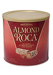 Almond Roca Canister, 42 oz (B0001AO8DY) | Amazon price tracker / tracking, Amazon price history charts, Amazon price watches, Amazon price drop alerts