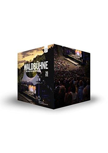 Waldbuehne -(Box20Dvd)