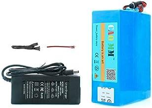36V 20AH 20000mAh Lithium Battery Pack Electric Bike LiFePo4 Li ion Battery for 500W 750W 1000W Motor Electric Ebike Bicyc...