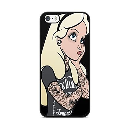 Coque Iphone 6 Plus / 6s Plus Disney Princesse tatoué Case Ariel ...