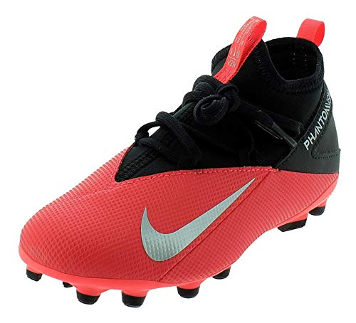 NIKE JR Phantom VSN 2 Club DF FGMG Zapatos DE Futbol Nino Rosa CD4061606