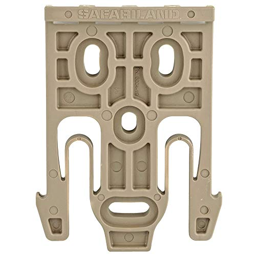 Safariland Model 6004-19 Quick Locking System Holster Fork,...