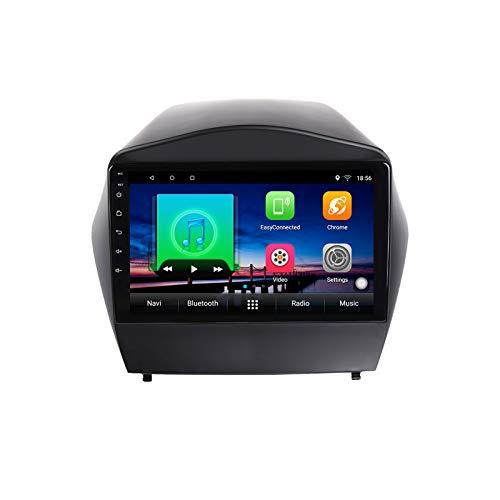 Lettore multimediale DVD per auto Android 10.0 GPS per Hyundai ix35 LM Tucson 2 2010 11-2015 navigazione stereo per autoradio