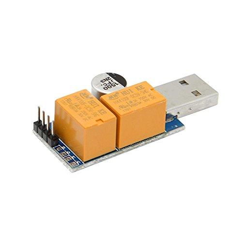 WRDXC USB-Watchdog-Karten-Computer-System angehalten automatischen Neustart für ASIC Bitcoin Miner Mining Antminer BTC