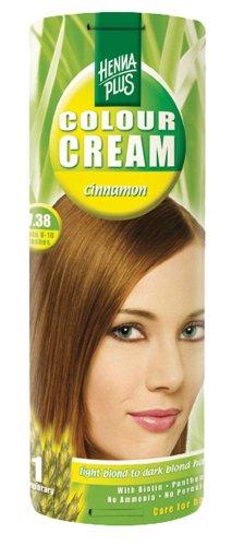 Hennaplus Balsam Colour Cream 7,38 Cinnamon