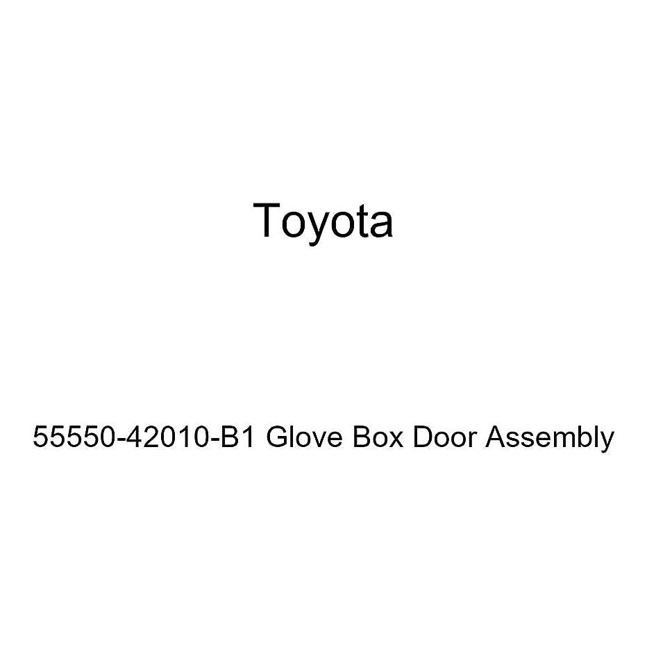 TOYOTA Genuine 55550-42010-B1 Glove Box Door Assembly