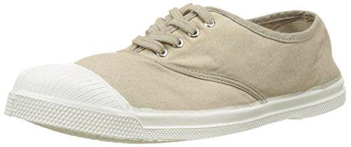 Bensimon Damen Tennis Lacet Femme Sneakers, Beige (Beige Coquille), 38 EU