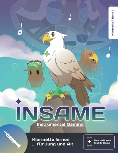 Insame - Klarinette: Instrumental Gaming: Band 1