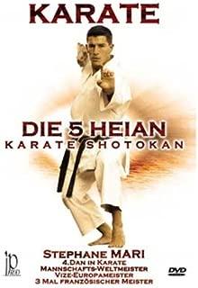 Karate The 5 Heian Shotokan Karate
