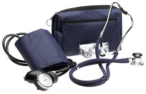 Prestige Medical A2-NAV - Kit con tensiómetro y estetoscopio tipo Sprague,...