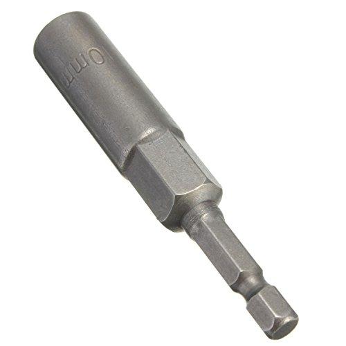 Tournevis magnétique de haute qualité de 80 mm de longueur 6,35 mm de longueur 6,35 mm de diamètre