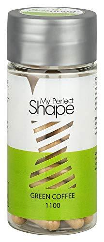 GREEN COFFEE 1000 - Abnehmen mit der Kraft der grünen Kaffeebohne. (60 Kapseln)