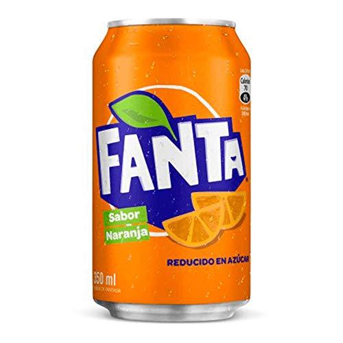 Boîte à cachette de dissimulation imitation Canette / Soda (Fanta)