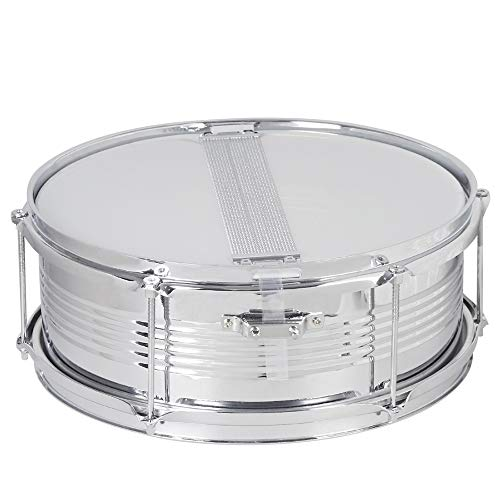 Marching Snare Drums Performance Percussion Snare Drum Kit Band Drum Team 17 Inch met riem en drumstick tas