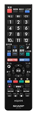 『シャープ 32V型 液晶 テレビ AQUOS LC-32H30 ハイビジョン 外付HDD対応(裏番組録画) 2画面表示 2015年モデル』のトップ画像