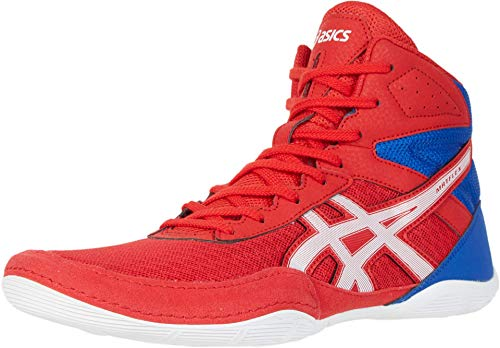 ASICS Men's Matflex 6 Wrestling Shoes, 10.5M, Classic...
