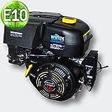 WilTec Motor de Gasolina LIFAN 188 9,5kW (13hp) con Embrague en baño de Aceite y E-Start