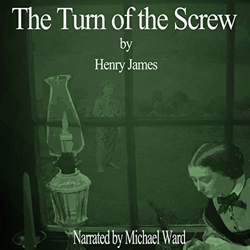 The Turn of the Screw audiobook cover art