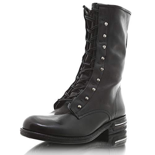 AS98 | Airstep | Stiefelette - schwarz | Nero, Farbe:schwarz, Größe:41