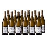 Petit Chablis Sycomore Blanc 2018 - Domaine LC Poitout - Vin AOC Blanc de Bourgogne - Cépage Chardonnay - Lot de 12x75cl