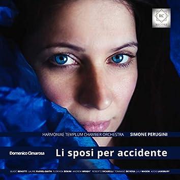 Cimarosa: Li sposi per accidente