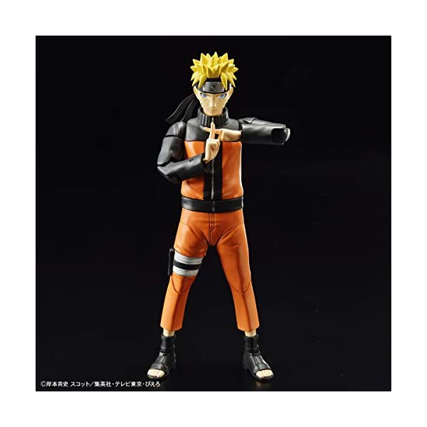 BANDAI Uzumaki Model Kit 16 CM Naruto Figure-Rise, (BDHNA553348) 3
