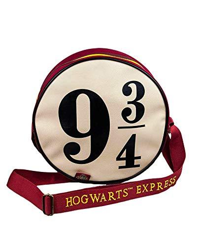 Groovy Unisex 124022350 Harry Potter Hogwarts Express 9 3/4 Umhängetasche, mehrfarbig, Normal