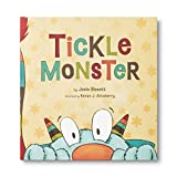 playful mom, tickle book