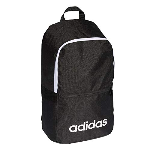 adidas Lin Clas Bp Day Borsone, 55 cm, Nero (Black/Black/White)