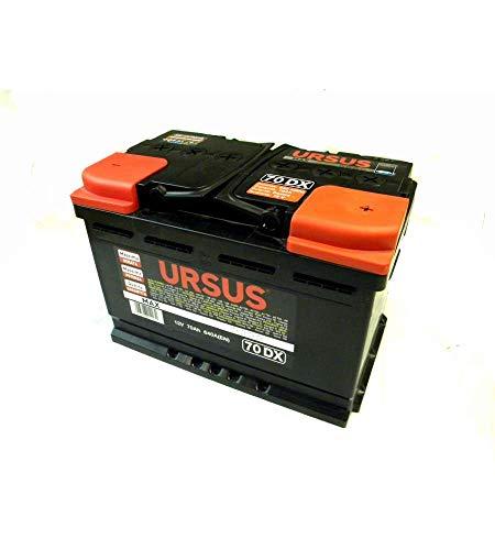 LUBEX SPA 078053 Batteria Auto Ursus Max 60 AH