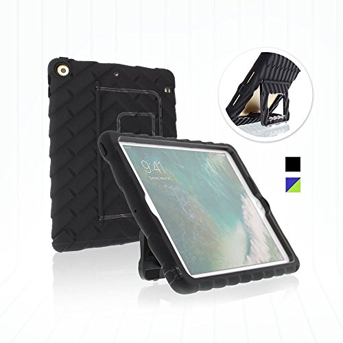 Gumdrop Hideaway Case with Kickstand for the Apple iPad 9.7 (6th and 5th Gen)...