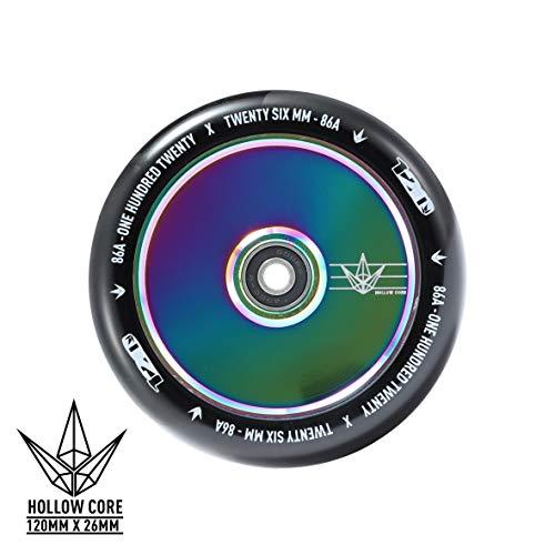Blunt–Aceite Hollow de 120mm, rueda para patinete, varios o multicolor, talla única