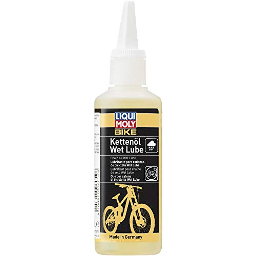 LIQUI MOLY 6052 Bike Kettenöl Wet Lube 100 ml