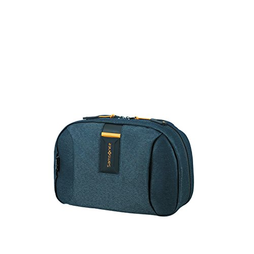 SAMSONITE Paradiver Light - Toilet Kit Kulturtasche, 28 cm, 6.5 L, Jeans Blue
