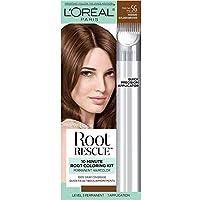 L'Oreal Paris Magic Root Rescue Hair Coloring Kit (Medium Golden Brown)