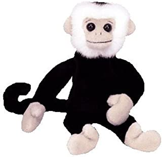 Details about TY Beanie Baby - MOOCH the Spider Monkey (9 inch) - MWMT's Stuffed Animal Toy