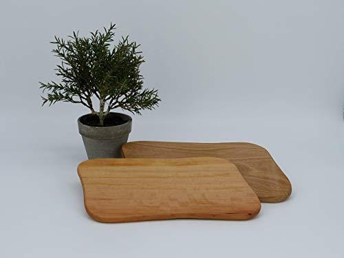 Vesperbrett, Brotzeitbrett aus massivem Holz, handarbeit, individuell, natürlich, nachhaltig