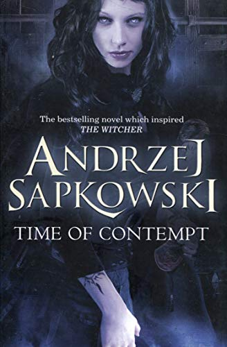 Time of Contempt: Witcher 2 – Now a major Netflix show (The Witcher, Band 4)