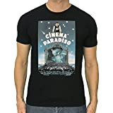 Cinema Paradiso t-Shirt 1988 Cult Movie Poster S to 5XL...