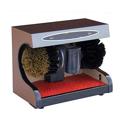 DHR Pulidoras eléctricas for Calzado 45W, Pulidora automática for Calzado, Cepillo eléctrico...