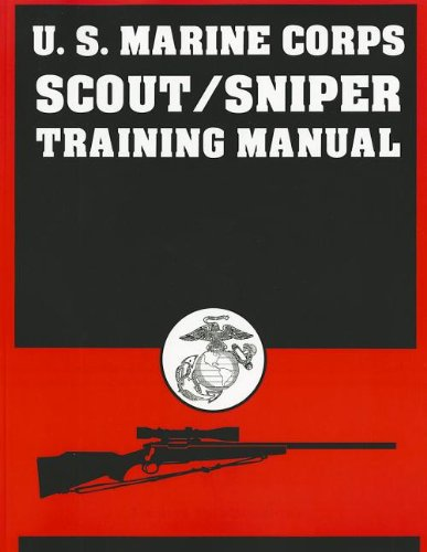 US Marine Corps Scout/Sniper Training Manual