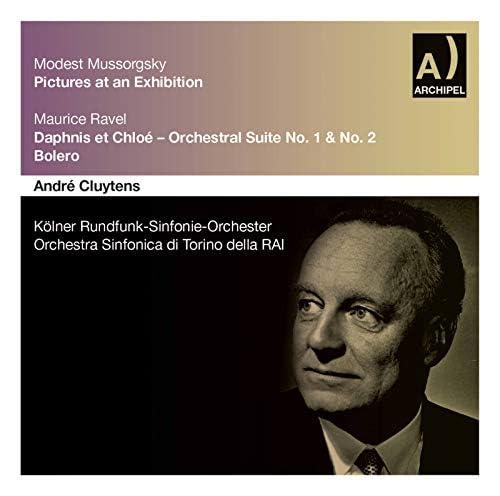 André Cluytens, Cologne Radio Symphony Orchestra & Orchestra Sinfonica Nazionale della RAI di Torino